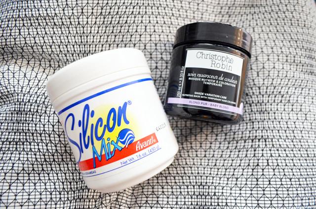 mercredie-blog-beaute-cheveux-geneve-silicon-mix-test-avis-cheveux-afro-naturels-3c-nappy-natural-christophe-robin-blond-blonde-masque-bleu