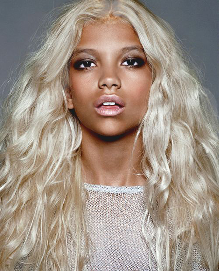 platinum-blonde-hair-dark-skin-tone-7