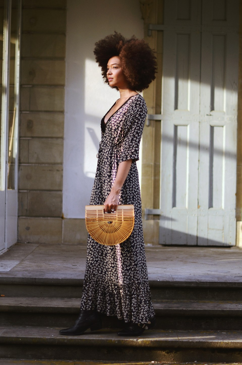 mercredie-blog-mode-geneve-blogueuse-bloggeuse-suisse-swiss-switzerland-robe-ganni-dress-cult-gaia-bag-small-toga-pulla-boots-buckled-afro-hair-nappy-curly-curls-big-fro-cheveux-frises4-1