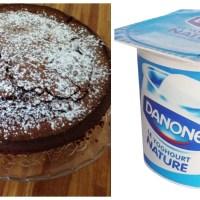 En cuisine: gâteau au yaourt