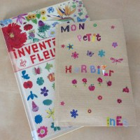 Kids activity: fabriquer un herbier