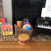 Baby Activity: panier découverte des instruments de musique