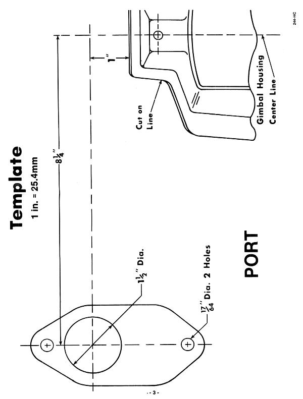 MerCuiser #69622A7 Reservoir Installation Instructions