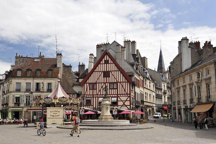 Descubra los secretos de Dijon con Mercure Local Stories
