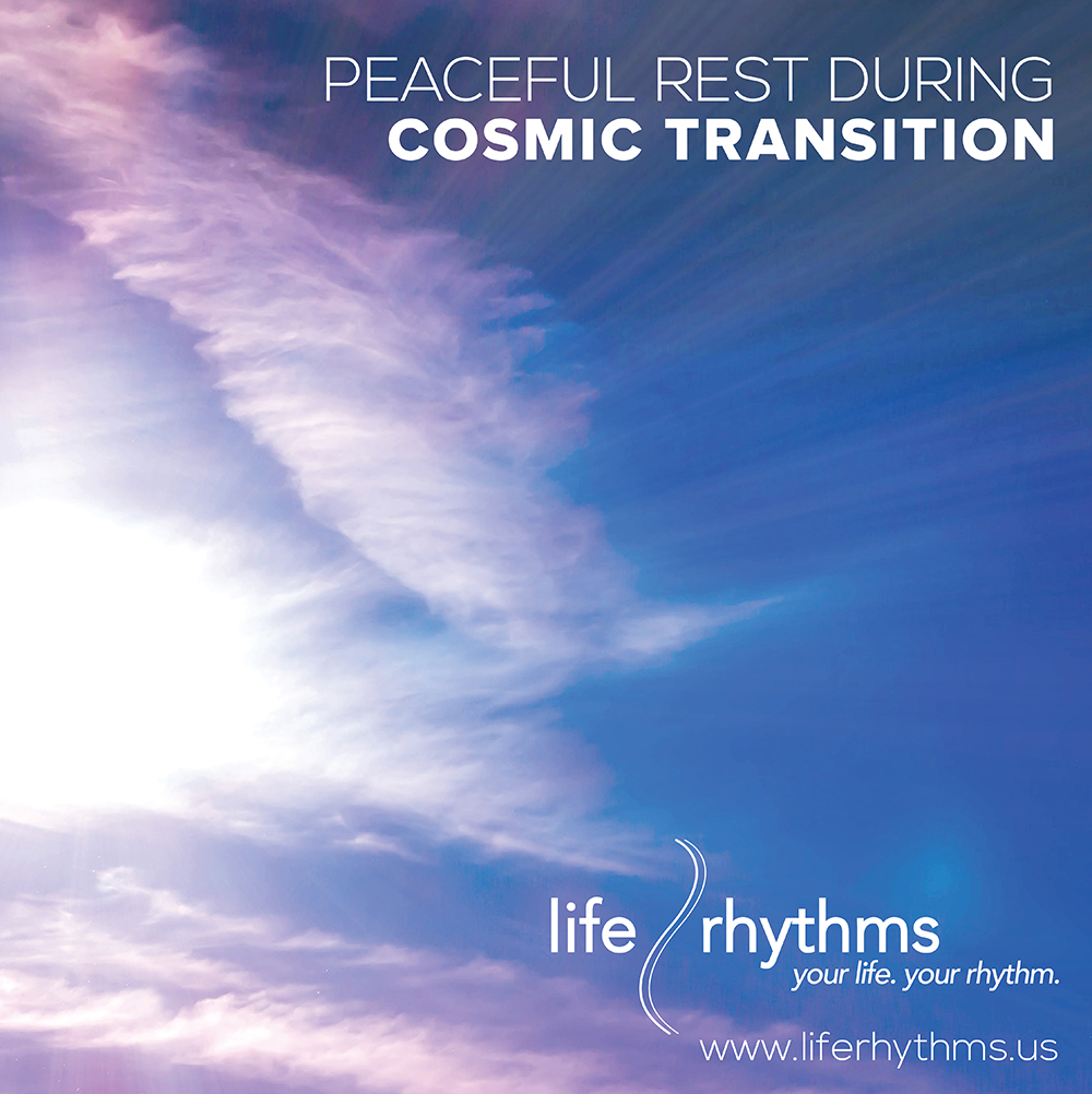 LifeRhythms Radio: Episode 31 – The Power of Rest and 'Sound' Sleeping – Featured Guest: LifeRhythms