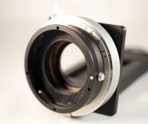 Pentax 67 Lens Adapter kit (Ilex No. 4 shutter not included)