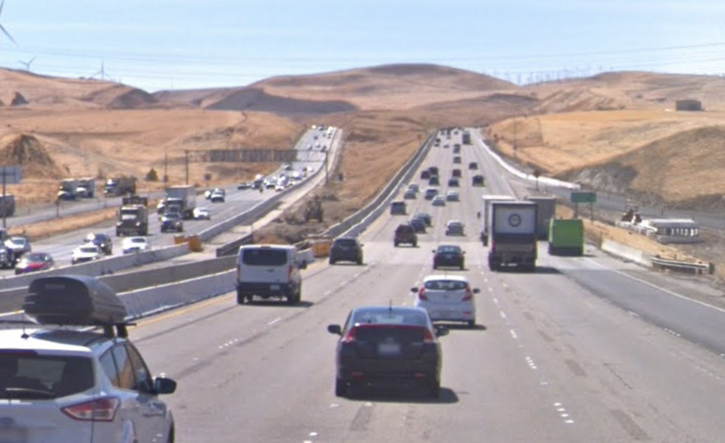 Traffic Accident Investigator Cover Letter Interstate 580 Driver Named In Fatal Crash Near Altamont Pass