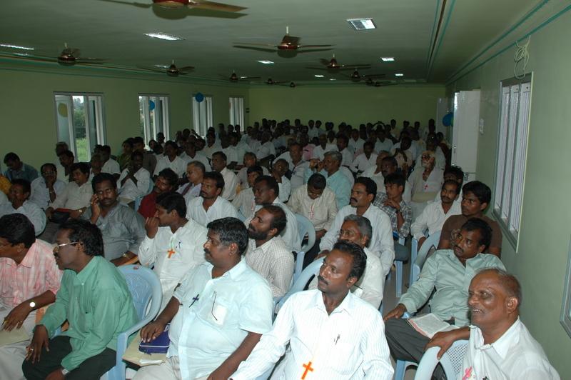 Bible Classes for Local Pastors
