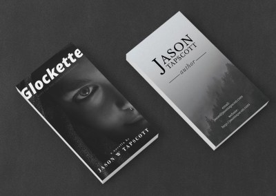 Author's Business Cards