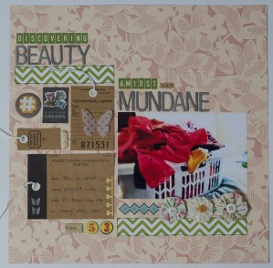 The Joys of Everyday Scrapbooking (a look back)