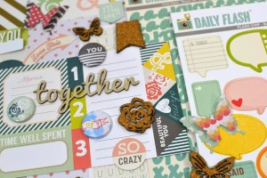 Scraptastic Sneak Peeks for April