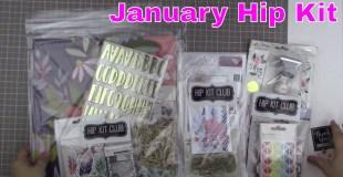 Kit Share: Hip Kit January 2017