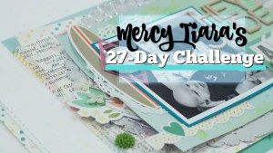 Mercy Tiara's 27-Day Challenge: February 2017