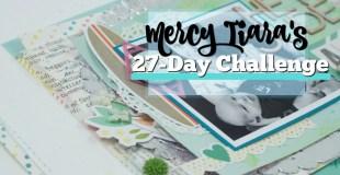Mercy Tiara's 27-Day Challenge: February 2017
