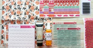 Introducing Freckled Fawn's Mixed Media Kit!