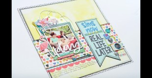 Scrapbooking Process Sims Now