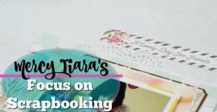 Focus on Scrapbooking: Using Panoramic photos