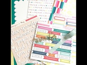 November Freckled Fawn Kit, Papers, and Journal Cards!