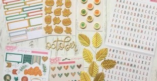 Freckled Fawn September and October kits