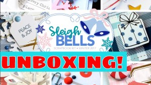 Winter Life in Pockets and Sleigh Bells Kits Unboxed