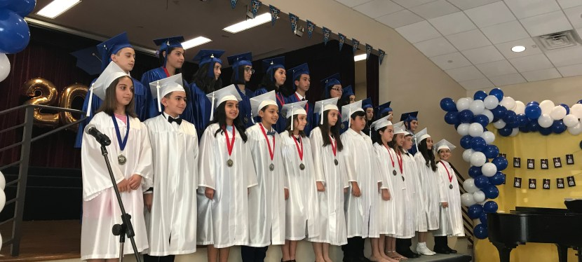 C & E Merdinian Armenian Evangelical School Holds Year-End Programs and Commencement Exercises