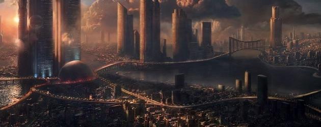 "TRT'den Bilim Kurgu Dizisi: ""2050 Kod"""