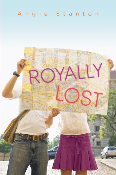 Cover Reveal: Royally Lost by Angie Stanton