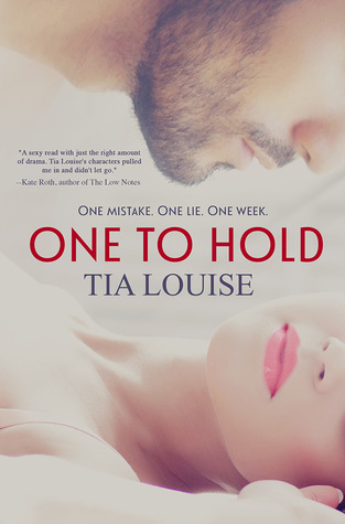 Book Review: One To Hold by Tia Louise + Giveaway