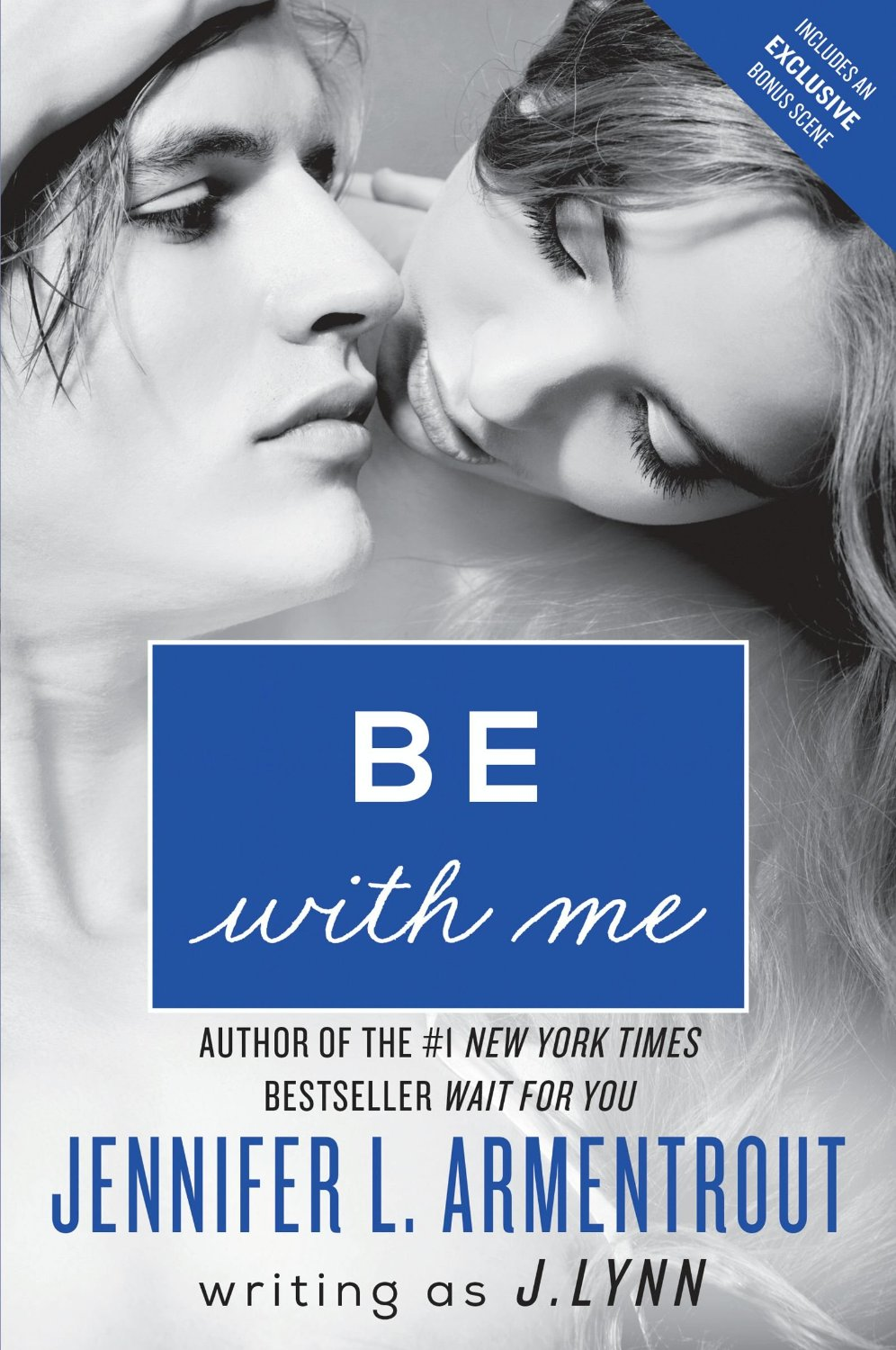 Review: Be With Me by J. Lynn (@JLArmentrout)