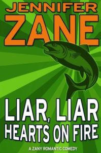 Review: Liar, Liar Hearts on Fire by Jennifer Zane
