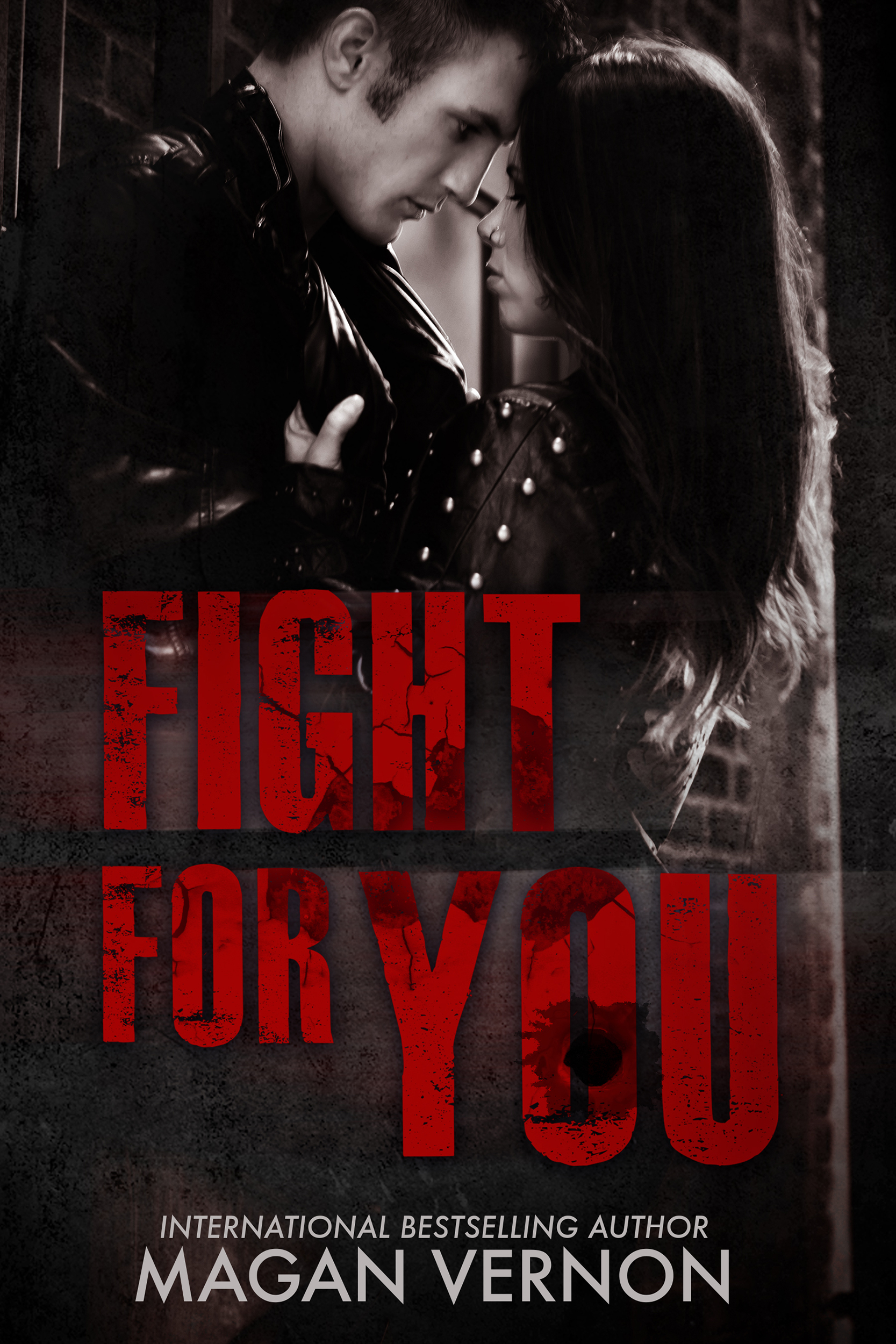 Cover Reveal: Fight For You by Magan Vernon + Giveaway!