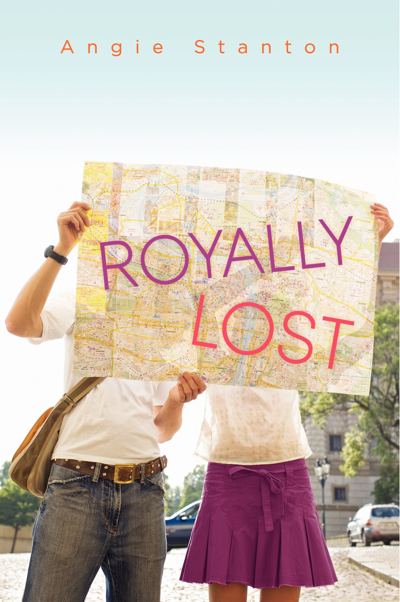 DNF: Royally Lost by Angie Stanton