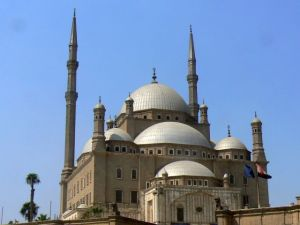 Saladin's Palace- A place visited in the book.