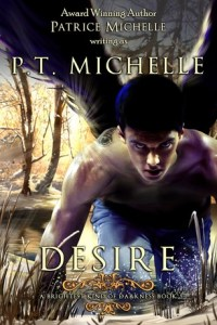 Desire (Brightest Kind of Darkness #4) by P.T. Michelle Review & GIVEAWAY!