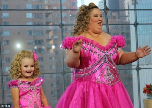 Honey boo boo mom