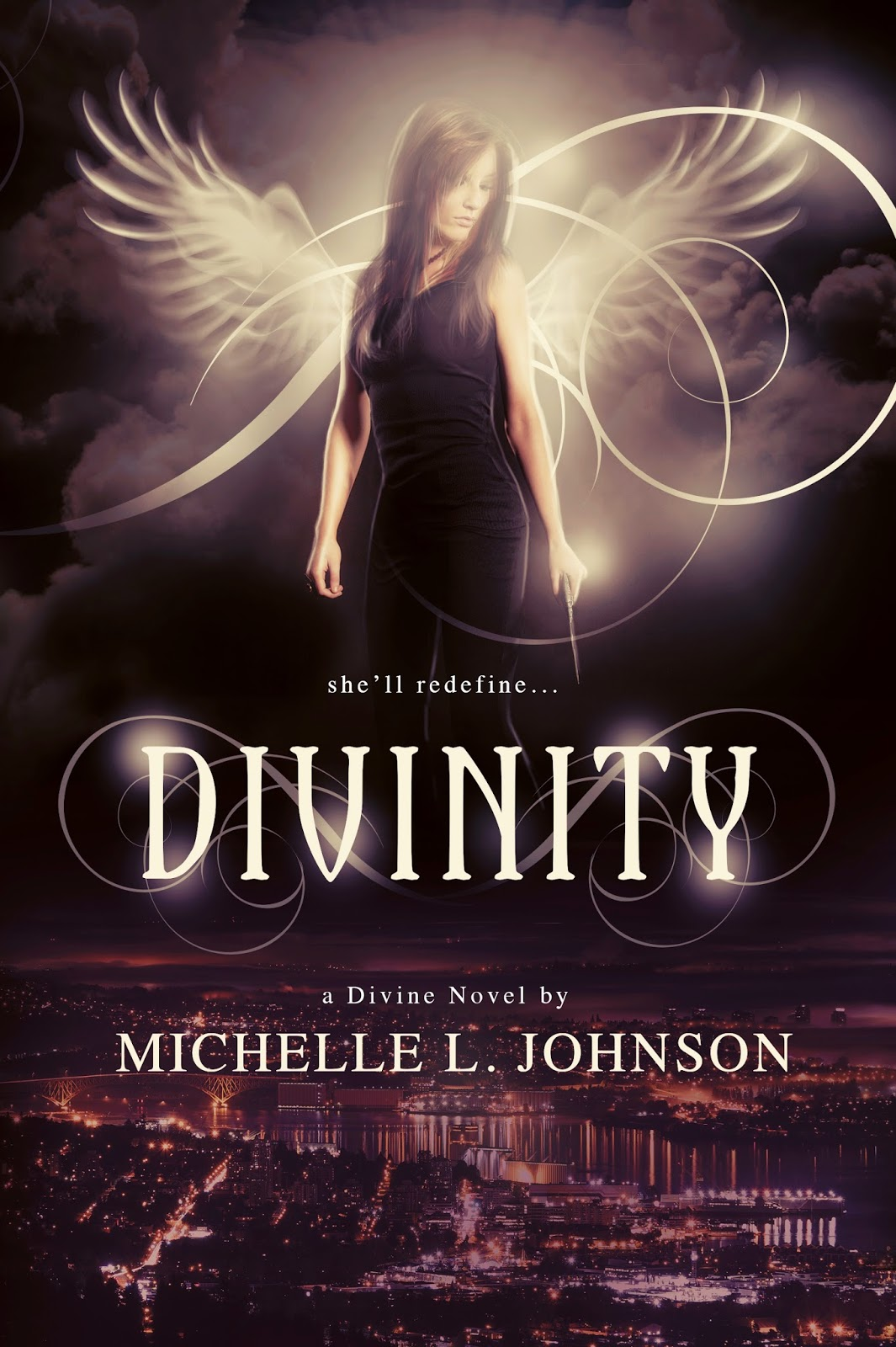 Book Review: Divinity by Michelle Johnson