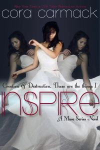 Cover Reveal: Inspire by Cora Carmack
