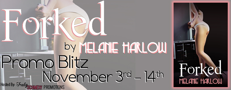 Promo Blitz: Interview with Melanie Harlow + Recipes!