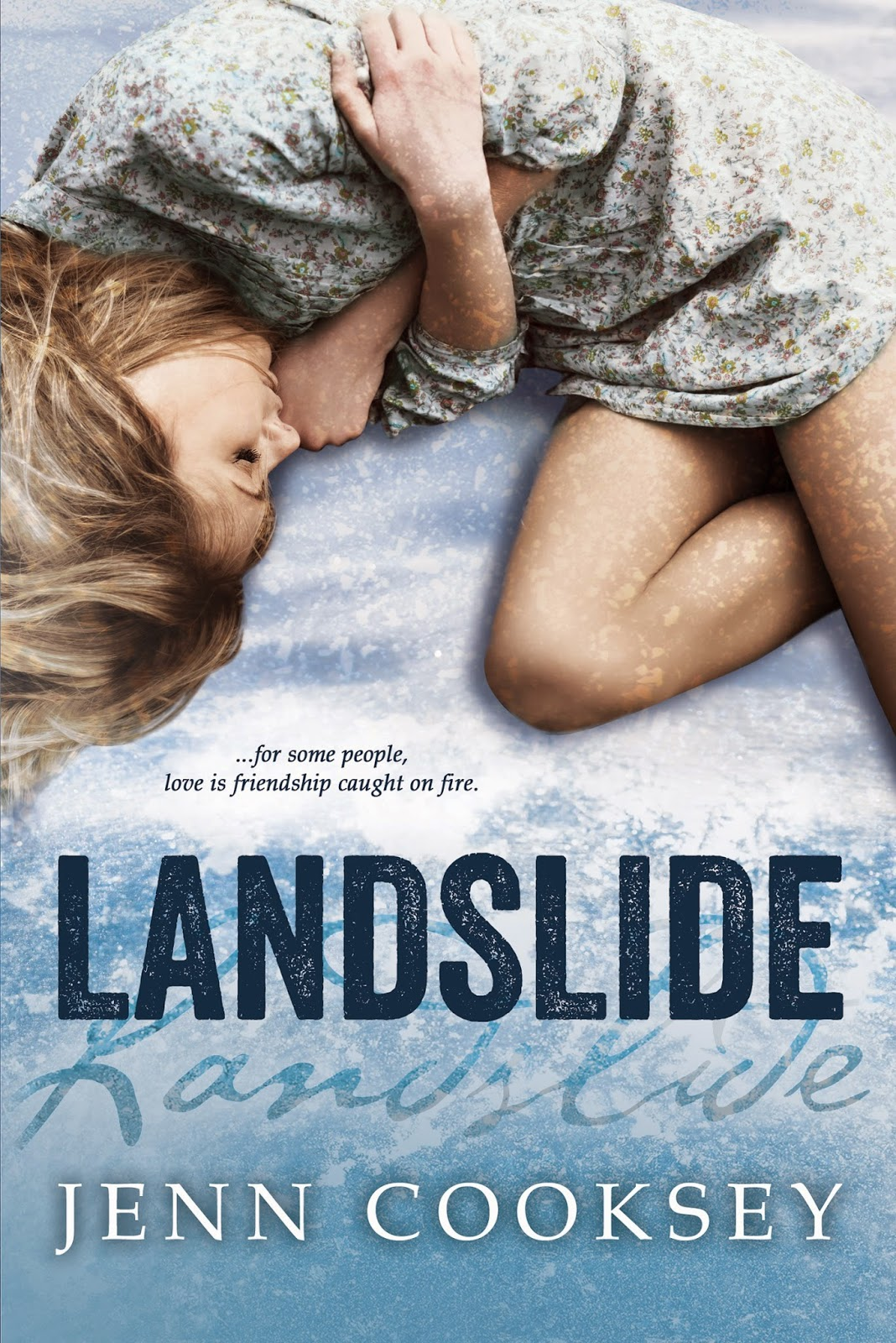 Cover Reveal: Landslide by Jenn Cooksey + Giveaway