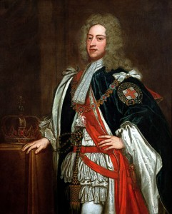 Prince of Wales, George II