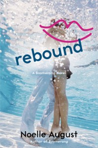 BLOG TOUR: Rebound by Noelle August + Giveaway