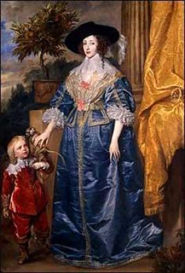 Jeffrey Dwarf and Queen Henrietta