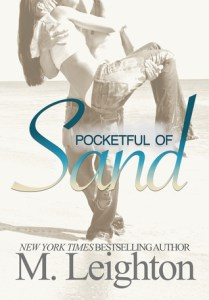 Release Day and Review: Pocketful of Sand by M. Leighton