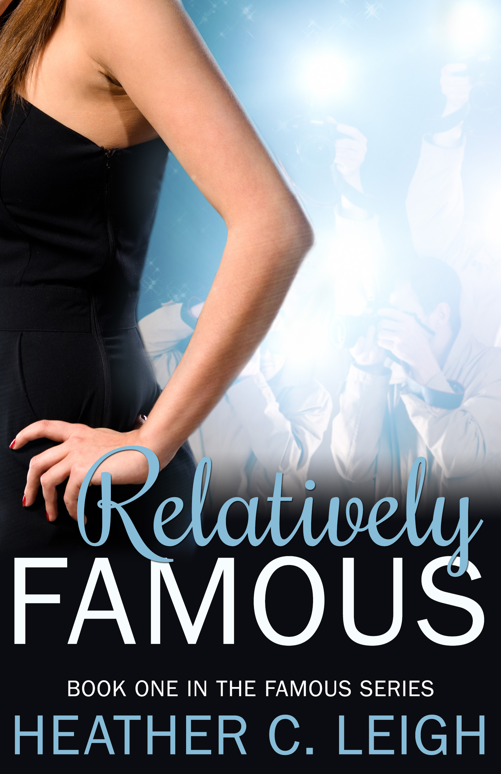 Book Review: Relatively Famous by Heather Leigh