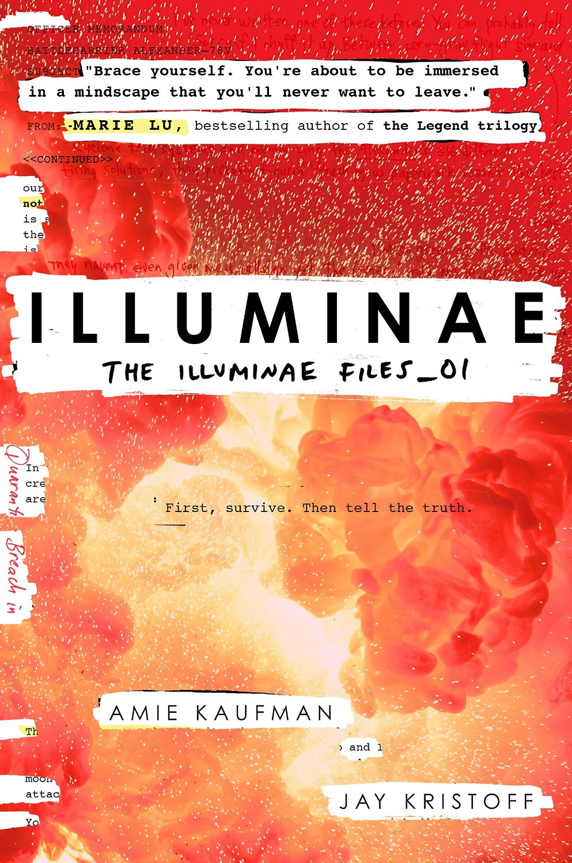 #ILLUMINAE by Amie Kaufman & Jay Kristoff: NEW TEASER!
