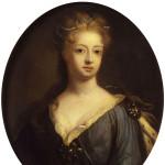 Sophia Dorthea, the King's wife.