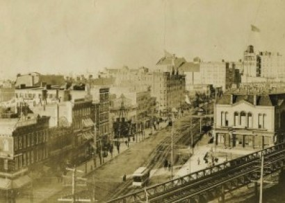 1888 New York- Herald Square