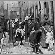 1889 London slums