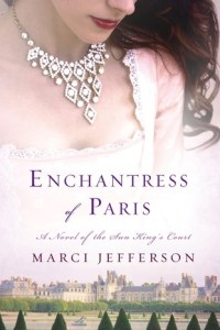Enchantress of Paris by Marci Jefferson Review + GIVEAWAY!!!