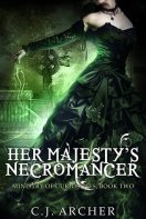 Her Majesty's Necromancer cover